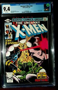 1981-UNCANNY-X-MEN-144-Marvel-Comics-CGC-9-4-Near-Mint