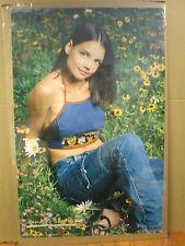 """Dawson's Creek"" Joey Vintage TV series  Poster 2000 2805"