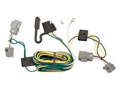 Trailer Wiring Harness Kit For 05-07 Ford Five Hundred Freestyle All Styles  NEW | eBay