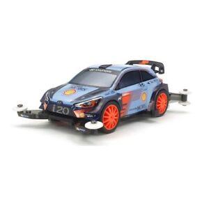 Tamiya-95517-Modell-Kit-Mini-4WD-PRO-Hyundai-i20-Coupe-WRC-Rahmen-Ma-1-3-2
