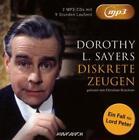 Diskrete Zeugen von Dorothy Leigh Sayers (2014)