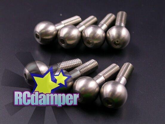ALLOY SHOCK BS T-MAXX E-MAXX 3903 3905 3906 3908 4907 4908 4909 TRAXXAS 3.3 2.5