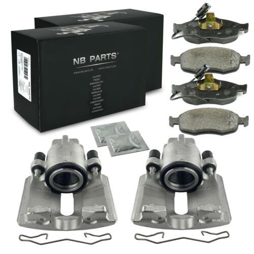 Bremsbeläge vorne Ford Scorpio Mondeo I II GBP BNP BAP BFP 2x Bremssattel 60mm