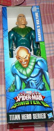"Merveilles Vautour 12/"" pouces Figurine Titan Hero série New in Box"