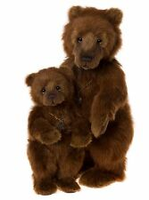 NEW 2017 Charlie Bears HELENA & HOPE Limited Edition Only 1500 Worldwide