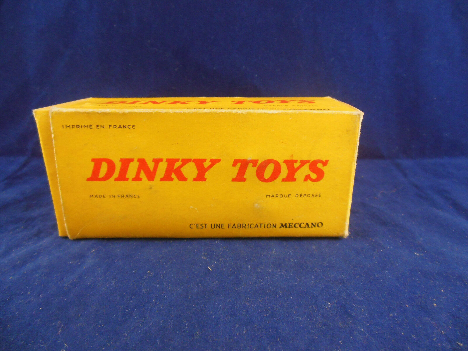 DINKY TOYS 80C CHAR a.m.x 13 tonnellate tonnellate tonnellate Tank Made in France 2b9a17