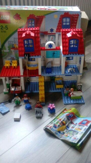LEGO Duplo Großes Stadtkrankenhaus (5795)