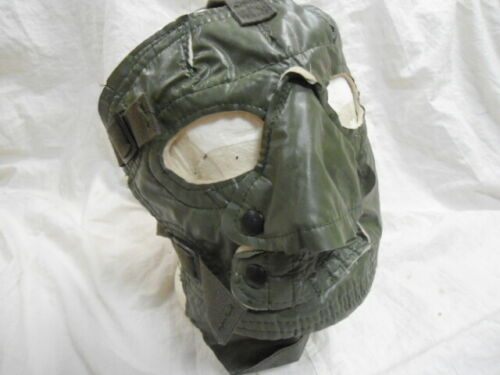 U.S Military Extreme Cold Weather Mask USED NSN: 8415-00-243-9844