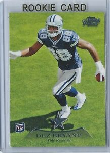 Details About 2010 11 Topps Prime Dez Bryant Rookie Card 50