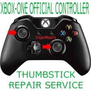 Details about Xbox One Controller Repair Service Broken Drifting ThumbStick