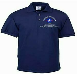 86TH-AIRLIFT-WING-RAMSTEIN-AB-GERMANY-USAF-EMBROIDERED-LIGHTWEIGHT-POLO-SHIRT
