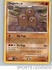 2007 pokemon Secret Wonders rare Dugtrio 24/132