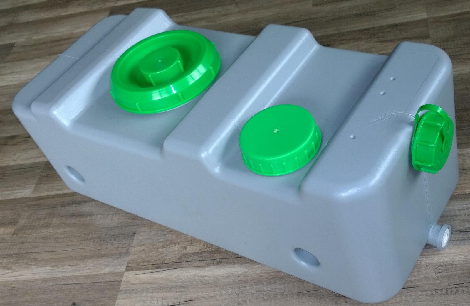 Wassertank 40 Liter für Wohnwagen und Wohnmobile Einbautank Frischwassertank Frischwassertank Frischwassertank 6aa20c