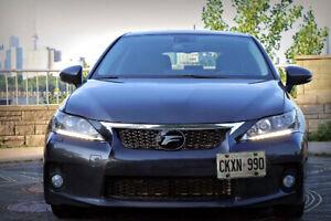 Lexus CT200h Hi-Spec Upgraded Sport Hybrid VGC \ō͡≡o ˞̶