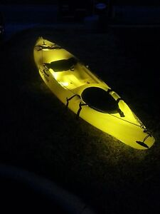kayak / canoe accessory - led accent kit - uv fishing light kit, Reel Combo