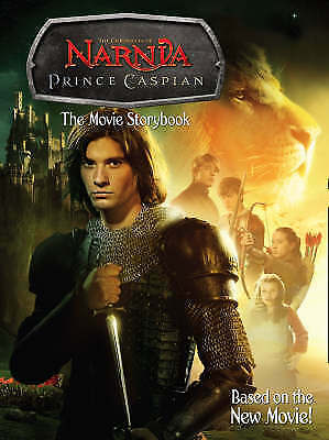 1 of 1 - Chronicles of Narnia Prince Caspian The Movie Storybook PB 2008 1st ed., OOP
