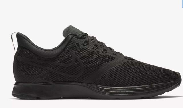 b4ec10717986 Nike Zoom Strike Men s Running Shoe Black Size 8 Aj0189 010 for sale ...