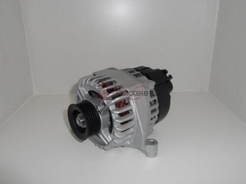 Lichtmaschine Generator Fiat Punto und Grande Punto ORIGINAL