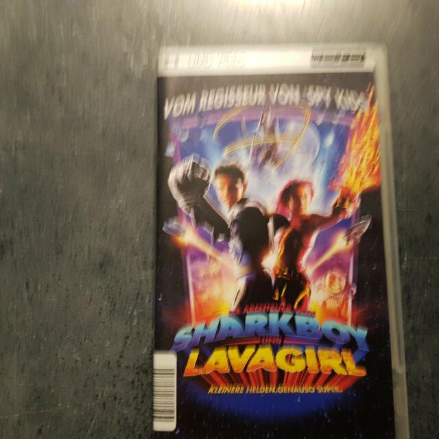 Die Abenteuer von Sharkboy und Lavagirl in 3D (2006)