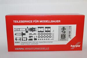 Herpa-083805-chasis-Man-camiones-6x6-1-87-h0-nuevo-en-OVP