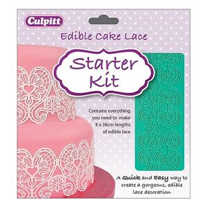 Cake Lace Spreader