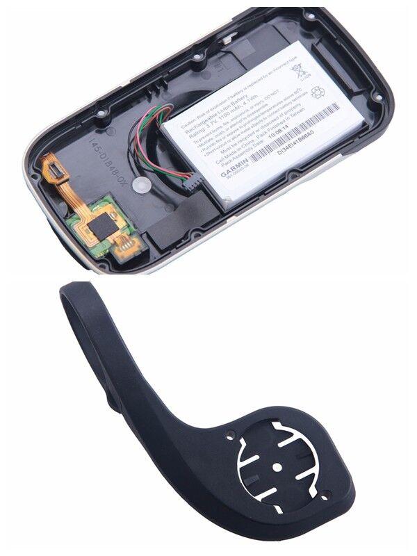 Garmin Edge1000 COQUE Bas Housse avec Batterie + Support Guidon Support