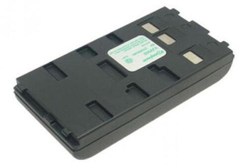 Batería 2100mah para JVC gr-sxm49 gr-sxm57 gr-sxm62 gr-sxm747 gr-sxm760 gr-sxm200
