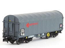 Modellbahn Union 3336029 - Güterwagen Planenhaubenwagen Shimms Ermewa - Spur N