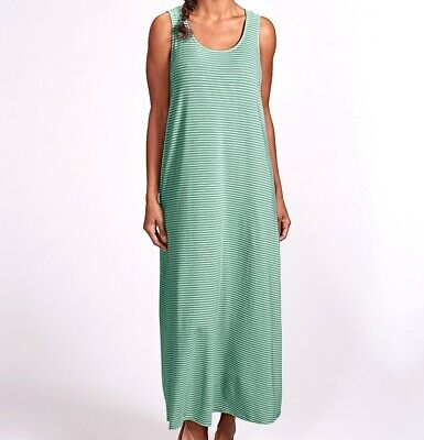 FRESH PRODUCE Large Raspberry PINK ARIA Long Stretch Maxi Dress $75 NWT NEW L