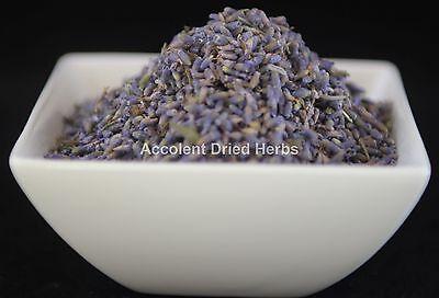 Dried Herbs: LAVENDER Super Blue - Lavendula angustifolia   250g