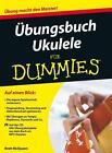 Übungsbuch Ukulele für Dummies von Brett McQueen (2014, Taschenbuch)