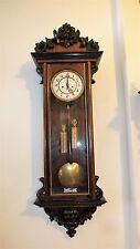 125cm H JUGENDSTIL GUSTAV BECKER Wiener Vienner Regulator aus 1920