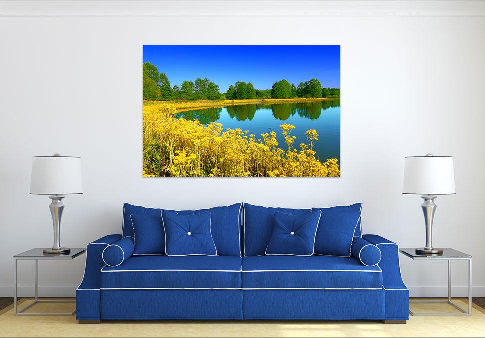 3D Sky Lakes 65 Fototapeten Wandbild BildTapete AJSTORE DE Lemon