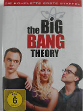 The Big Bang Theory - 1. Staffel komplett, Johnny Galecki, Jim Parsons, TV Serie