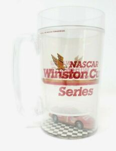 NASCAR-Winston-Cup-Series-1-64-Scale-1991-1-Car-Sealed-In-Plastic-Mug