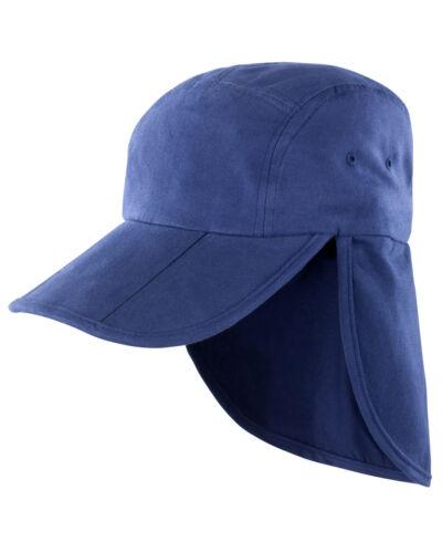 LEGIONNAIRE HAT CAP NECK FLAP EAR COVER FOLDABLE SUN PROTECTION SUMMER HOLIDAY