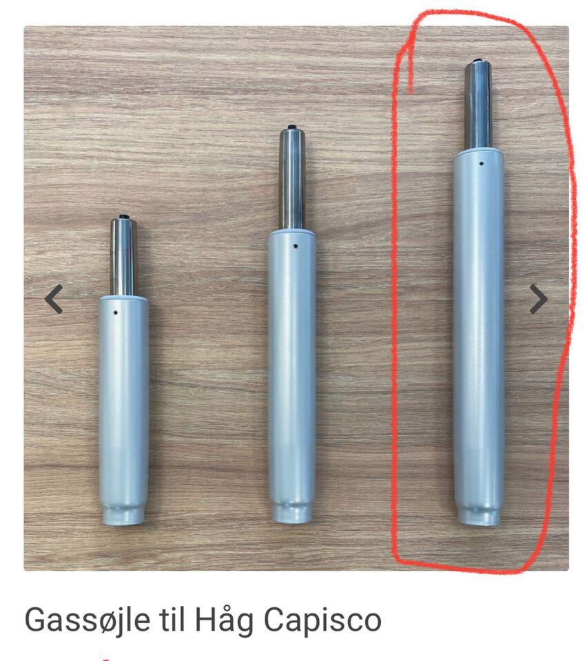 Gassøjle til Håg