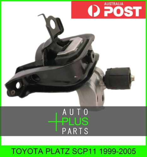Fits TOYOTA PLATZ SCP11 Right Hand Rh Engine Motor Mount Rubber