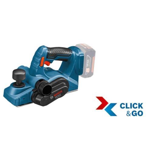 BOSCH Akku-Hobel GHO 18 V-LI L-Boxx ohne Akku ohne Ladegerät