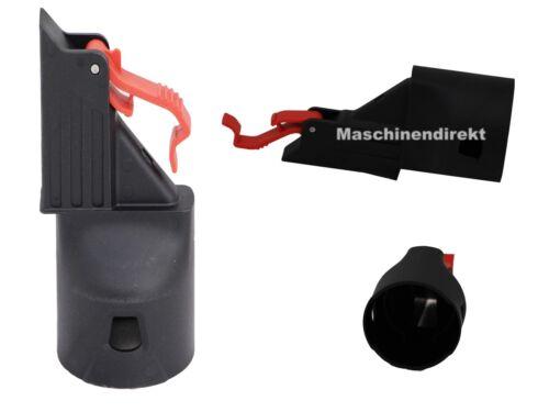 Bosch vide Adaptateur absaugadapter 2 608 000 674 pour Batterie Rabot GHO 12v-20 35 mm