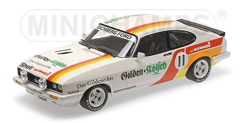 Ford Capri 3.0  GarthomHommes Ludwig both 1st 24h Nurburgbague 1982 1 18 Model  le plus préférentiel