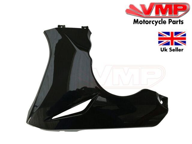 Fairing Body Plastic Front Left Lower Belly Pan Panel Kaisar XTR KS125-23 Black