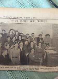 A2-3-Ephemera-1943-Picture-St-Austell-Youth-Club-Tregonissey