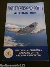 AIRCREW ASSOCIATION - INTERCOM - AUTUMN 1994