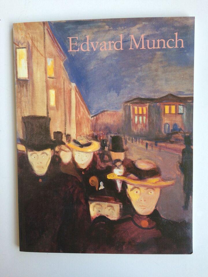 Edvard Munch, Ulrich Bischoff, emne: kunst og kultur
