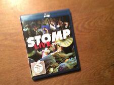 Stomp - live -  Die komplette Show [ BLU RAY ] 2008