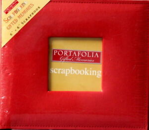 "Crafty Koala 6/""X6/"" Scrapbook Album Refill Pack Post Bound Top Loading from"