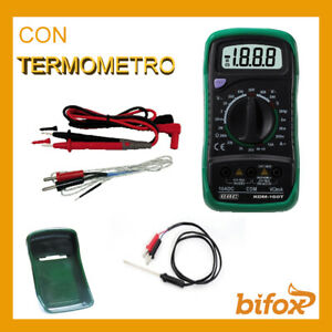 TESTER-MULTIMETRO-DIGITALE-PROFESSIONALE-CON-TERMOMETRO-OHM-AMPERE-DISPLAY-LCD