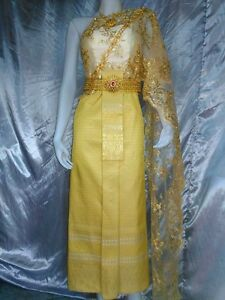 Thailand Wedding Dress