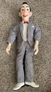 """Rare Pee wee Herman 18"""" Doll Pee Wees Playhouse Vintage ..."""